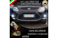 Luci Fendinebbia H11 LED C-MAX II