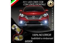 Luci Fendinebbia H11 LED HONDA CR-V IV