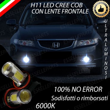 Luci Fendinebbia H11 LED ACCORD VII