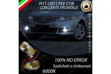 Luci Fendinebbia H11 LED ACCORD VIII