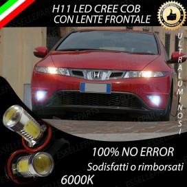 Luci Fendinebbia H11 LED 900 LUMENHONDACIVIC VIII