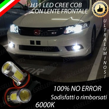 Luci Fendinebbia H11 LED CIVIC IX