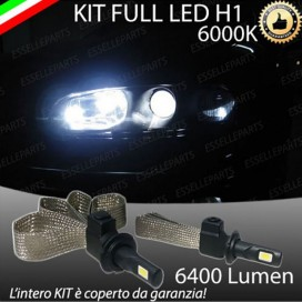 Kit Full LED H1 Anabbaglianti 6400 LUMEN FIAT MAREA