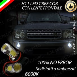 Luci Fendinebbia H11 LED 900 LUMEN LAND ROVER DISCOVERY III