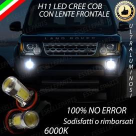 Luci Fendinebbia H11 LED 900 LUMENLAND ROVERDISCOVERY IV