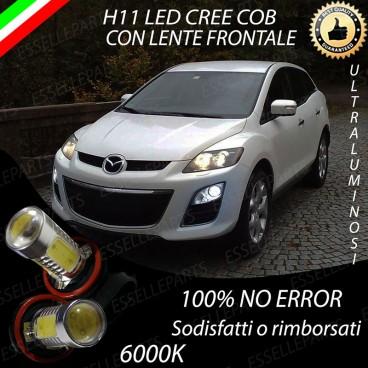 Luci Fendinebbia H11 LED CX-7