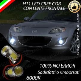 Luci Fendinebbia H11 LED 900 LUMENMAZDAMX-5 III