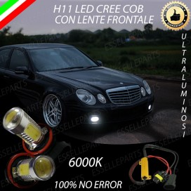 Luci Fendinebbia H11 LED 900 LUMENMERCEDES CLASSEE W211