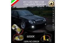 Luci Fendinebbia H11 LED E W211