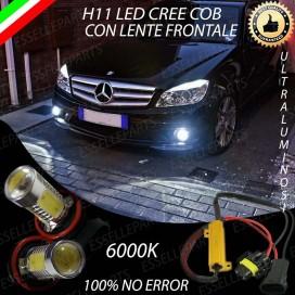 Luci Fendinebbia H11 LED 900 LUMENMERCEDES CLASSEC W204