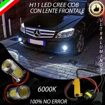 Luci Fendinebbia H11 LED C W204