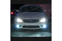 Luci Fendinebbia H11 LED CLS W219