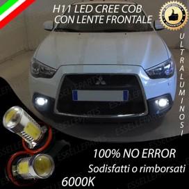 Luci Fendinebbia H11 LED 900 LUMENMITSUBISHI ASX
