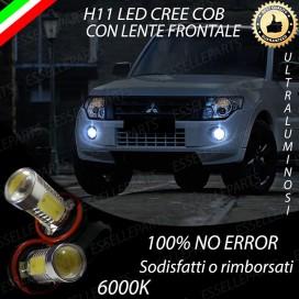 Luci Fendinebbia H11 LED 900 LUMENMITSUBISHIPAJERO IV