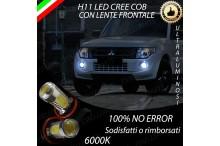 Luci Fendinebbia H11 LED PAJERO IV