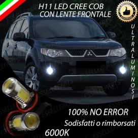 Luci Fendinebbia H11 LED 900 LUMENMITSUBISHIOUTLANDER II