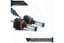 Kit Full LED H11 coppia lampade FENDINEBBIA JEEP COMPASS II