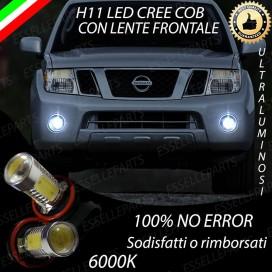Luci Fendinebbia H11 LED 900 LUMENNISSANPATHFINDER