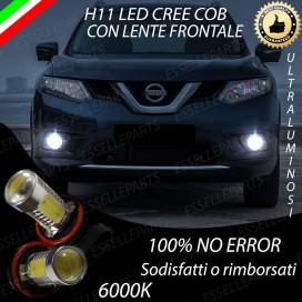Luci Fendinebbia H11 LED 900 LUMENNISSANX-TRAIL III