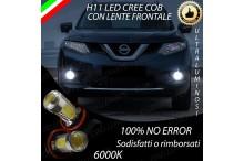 Luci Fendinebbia H11 LED X-TRAIL III