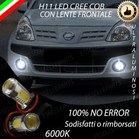 Luci Fendinebbia H11 LED 900 LUMENNISSANPIXO