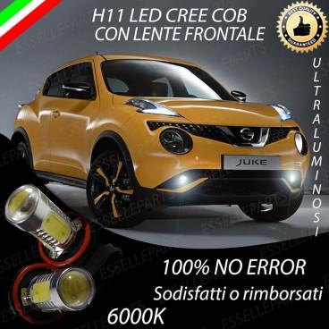 Per modelli restyling H11 LED JUKE