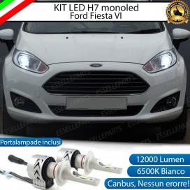KitFull LED H7 Monoled 12000 LUMENFORDFIESTA VI