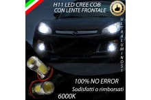Luci Fendinebbia H11 LED GT