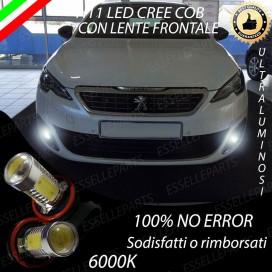Luci Fendinebbia H11 LED 900 LUMENPEUGEOT308 II