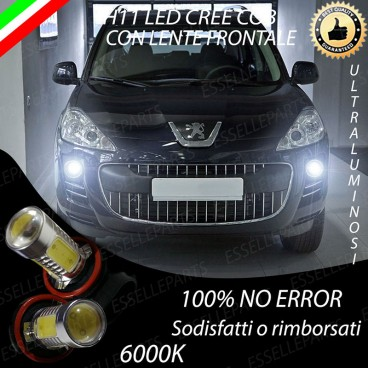 Luci Fendinebbia H11 LED 4007
