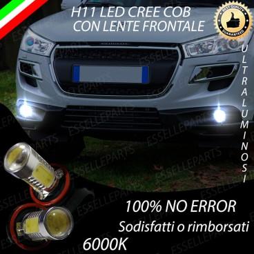 Luci Fendinebbia H11 LED 4008