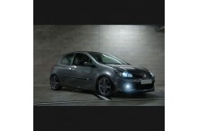 Luci Fendinebbia H11 LED RENAULT CLIO III