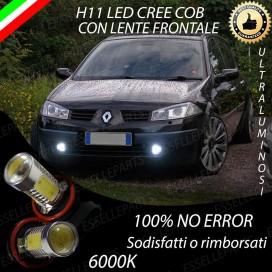 Luci Fendinebbia H11 LED 900 LUMENRENAULTMEGANE II