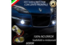Luci Fendinebbia H11 LED LAGUNA III