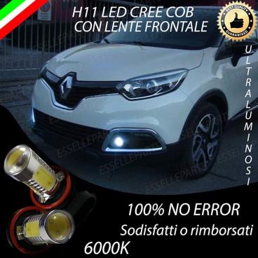 Luci Fendinebbia H11 LED CAPTUR