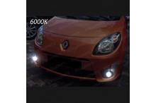 Luci Fendinebbia H11 LED TWINGO II