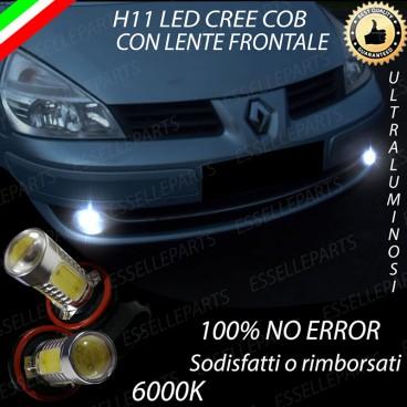 Luci Fendinebbia H11 LED ESPACE IV