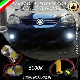 Luci Fendinebbia H11 LED 900 LUMENVWGOLF V con faro Fendinebbia H11