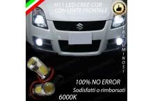 Luci Fendinebbia H11 LED SWIFT IV