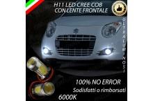 Luci Fendinebbia H11 LED ALTO II
