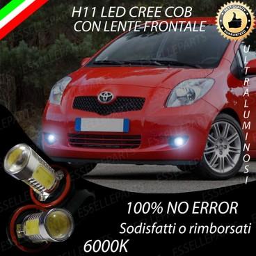 Luci Fendinebbia H11 LED YARIS II