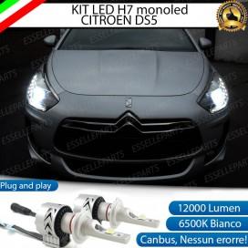 KitFull LED H7 Monoled 12000 LUMENCITROEN DS5