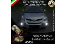 Luci Fendinebbia H11 LED TOYOTA URBAN CRUISER