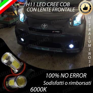 Luci Fendinebbia H11 LED IQ
