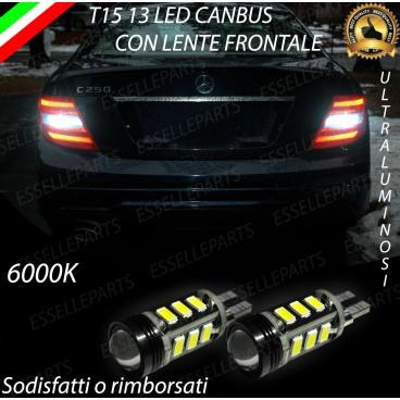 Luci Retromarcia 13 LED Mercedes classe C w204