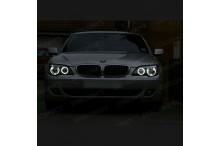 Luci Angel Eyes LED CREE BMW SERIE 7 E65
