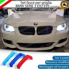 Set Cover M Sport SERIE 3 E92 Restyling