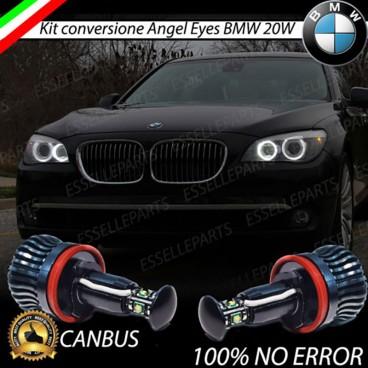 Luci Angel Eyes LED H8 SERIE 7 F01