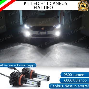 Kit Full LED H11 coppia lampade FENDINEBBIA FIAT TIPO