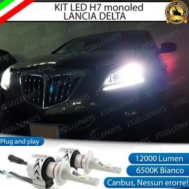 KitFull LED H7 Monoled 12000 LUMENLANCIA DELTA III